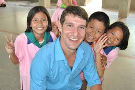 English teachers make exceptional money in Thailand.