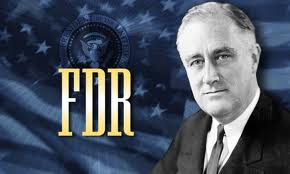 He spearheaded the Four Freedoms.