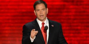 Sen. Rubio sez:  Red is Dead.