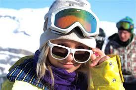 Come up and ski me sometime . . .