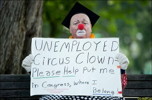 Capitol Clown